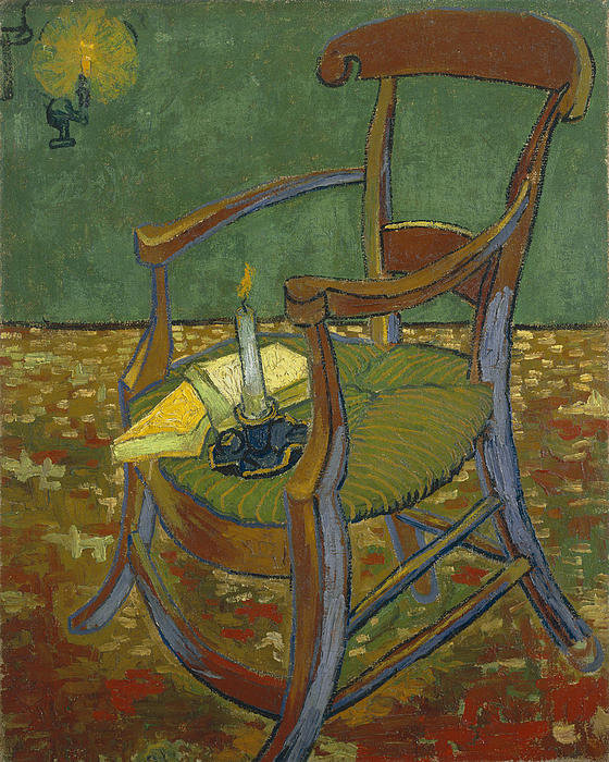 2-gauguins-chair-vincent-van-gogh