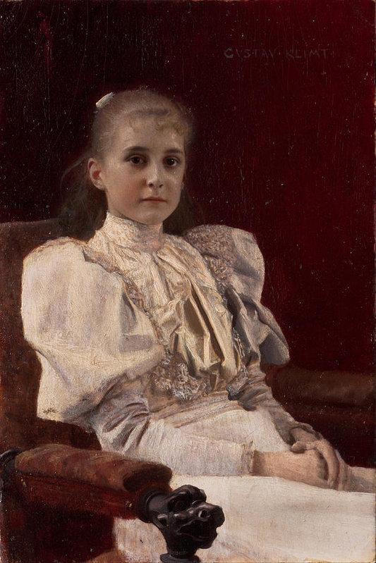 1-seated-young-girl-gustav-klimt