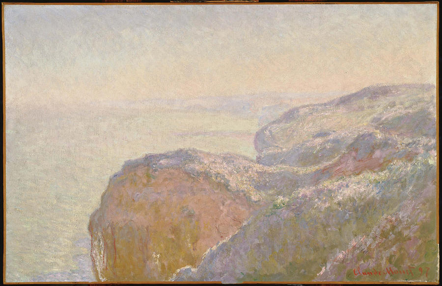 Claude Monet Val-Saint-Nicolas