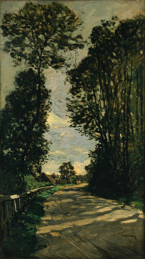 Claude Monet Walk